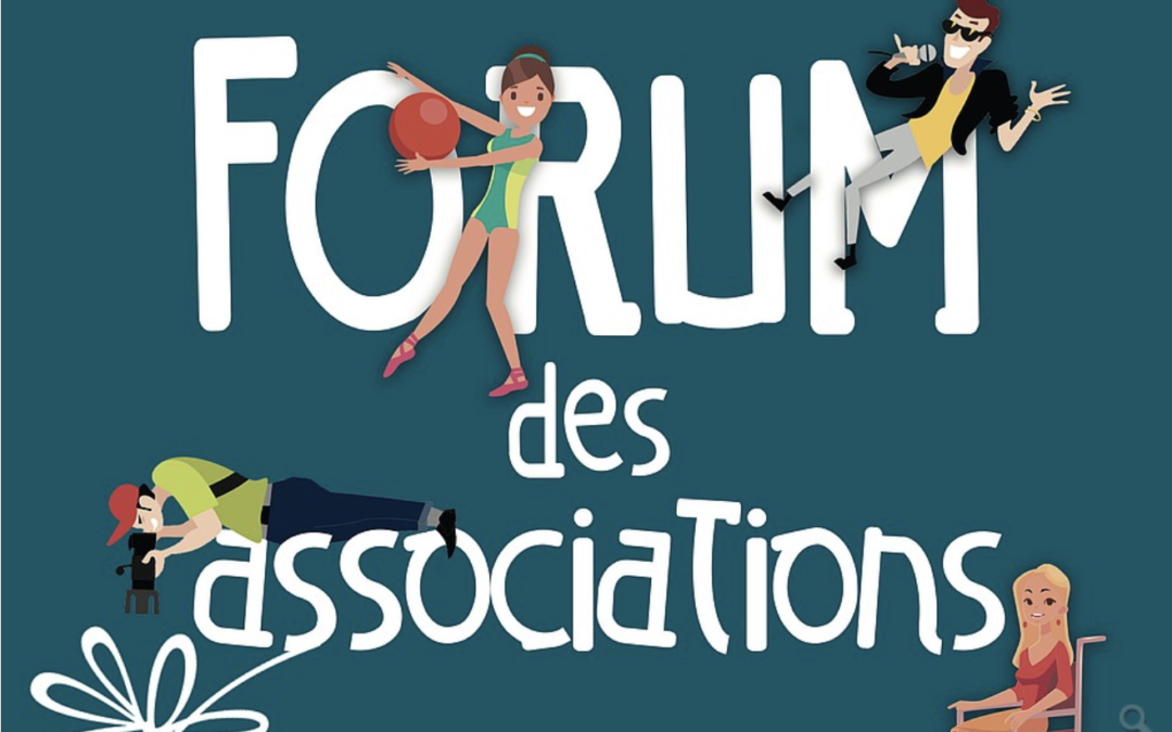 LA BAGAGERIE PRESENTE AU FORUM DES ASSOCIATIONS A COLOMBES